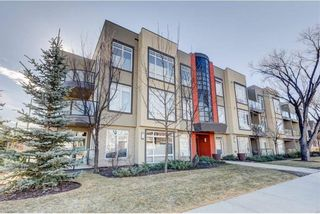 Photo 2: 105 540 34 Street NW in Calgary: Parkdale Apartment for sale : MLS®# A1067212