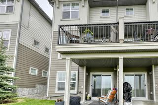 Photo 32: 643 101 Sunset Drive N: Cochrane Row/Townhouse for sale : MLS®# A1117436