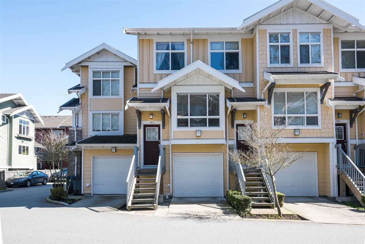 Main Photo: 143 15168 36 AVENUE in Surrey: Morgan Creek Townhouse for sale (South Surrey White Rock)  : MLS®# R2153353