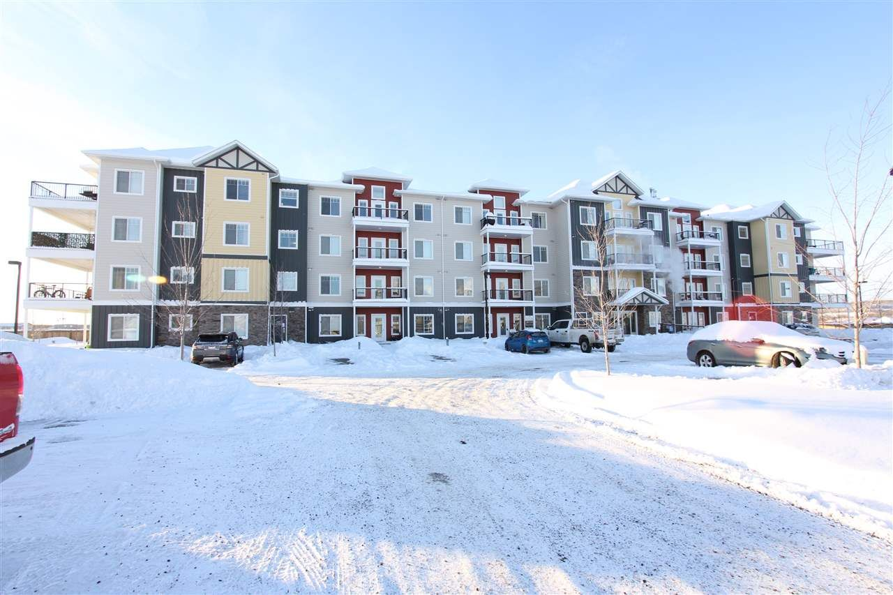 Main Photo: 307 11205 105 AVENUE in : Fort St. John - City NW Condo for sale : MLS®# R2206580