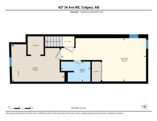 Photo 28: 427 34 Avenue NE in Calgary: Highland Park Detached for sale : MLS®# A1145247