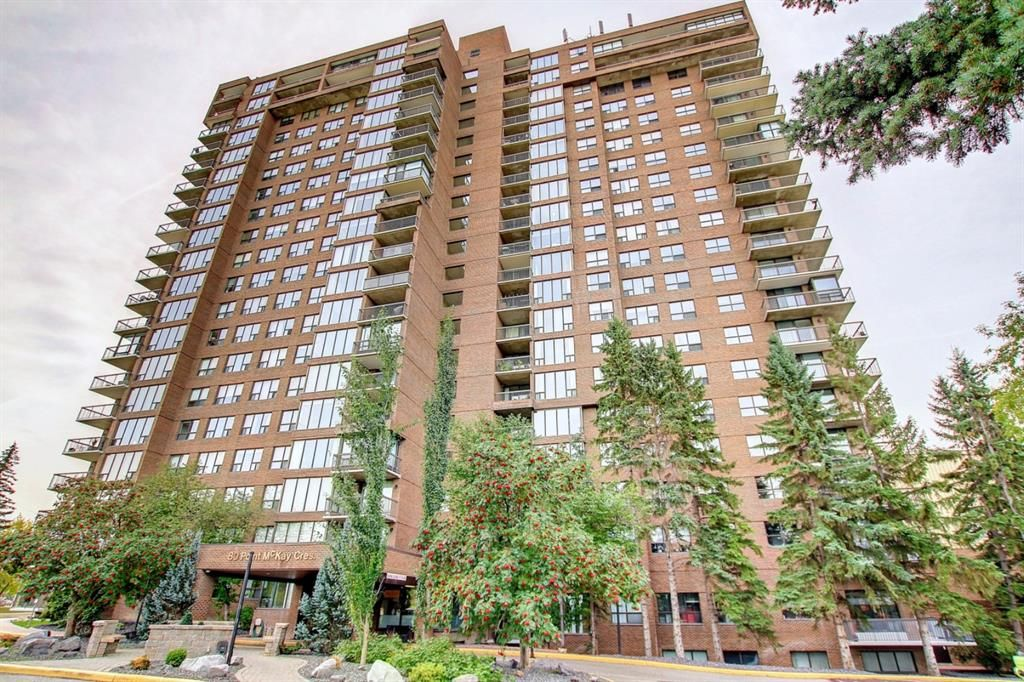 Main Photo: 105 80 Point McKay Crescent NW in Calgary: Point McKay Apartment for sale : MLS®# A1143531