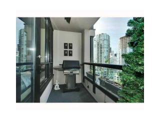 """Photo 4: 1210 909 MAINLAND Street in Vancouver: Downtown VW Condo for sale in """"YALETOWN PARK"""" (Vancouver West)  : MLS®# V854802"""