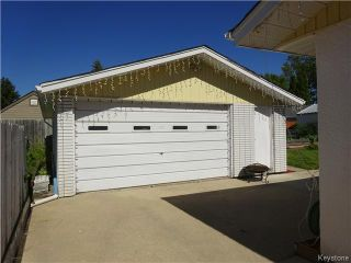 Photo 19: 85 Summerfield Way in Winnipeg: North Kildonan Residential for sale (North East Winnipeg)  : MLS®# 1605635