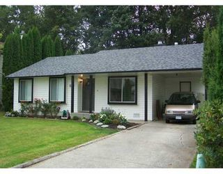 Photo 1: 11860 249TH ST in Maple Ridge: Websters Corners House for sale : MLS®# V605762
