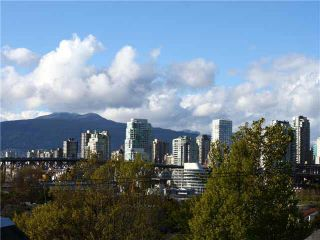 "Photo 15: 304 1166 W 6TH Avenue in Vancouver: Fairview VW Townhouse for sale in ""SEASCAPE VISTA"" (Vancouver West)  : MLS®# V1121820"
