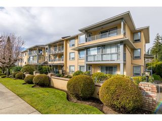 "Photo 1: 109 1459 BLACKWOOD Street: White Rock Condo for sale in ""The Chartwell"" (South Surrey White Rock)  : MLS®# R2445492"