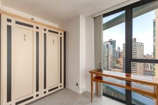 """Photo 12: 2607 1331 W GEORGIA Street in Vancouver: Coal Harbour Condo for sale in """"The Pointe"""" (Vancouver West)  : MLS®# R2567011"""