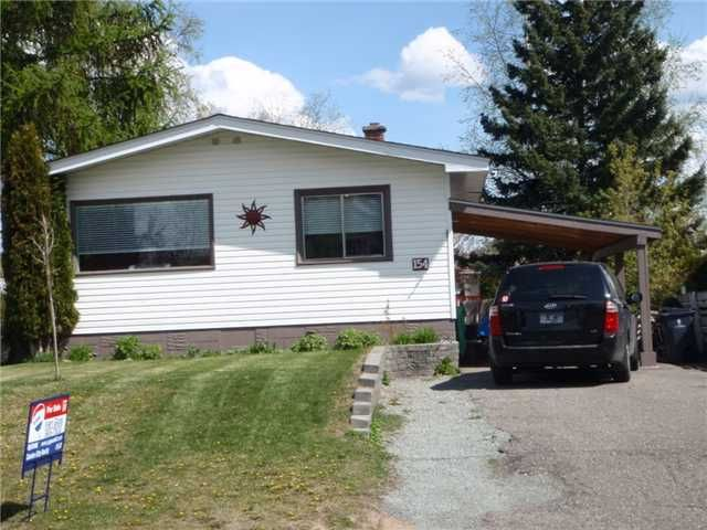 """Main Photo: 154 N LYON Street in Prince George: Quinson House for sale in """"QUINSON/SPRUCELAND"""" (PG City West (Zone 71))  : MLS®# N206792"""