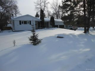 Photo 1: 5120 Rannock Avenue in WINNIPEG: Charleswood Residential for sale (South Winnipeg)  : MLS®# 1403603