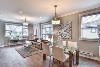 "Photo 2: 5 3126 WELLINGTON Street in Port Coquitlam: Glenwood PQ Townhouse for sale in ""PARKSIDE"" : MLS®# R2242079"