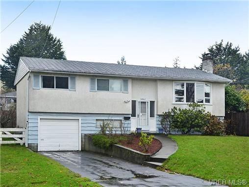 Main Photo: 4042 Hodgson Pl in VICTORIA: SE Lake Hill House for sale (Saanich East)  : MLS®# 625128
