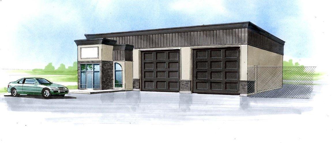 Main Photo: 8120 ALASKA Road in Fort St. John: Fort St. John - City SE Industrial for sale (Fort St. John (Zone 60))  : MLS®# C8037406