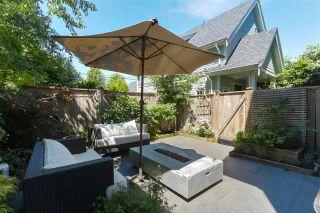 "Photo 10: 4461 WELWYN Street in Vancouver: Victoria VE 1/2 Duplex for sale in ""WELWYN MEWS"" (Vancouver East)  : MLS®# R2379938"