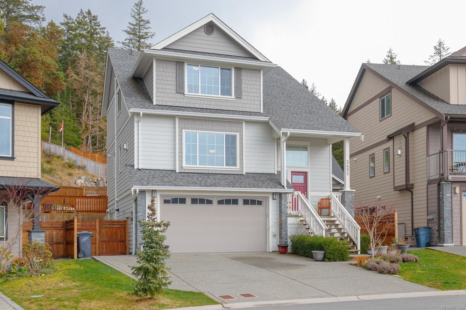 Main Photo: 3495 Ambrosia Cres in : La Happy Valley House for sale (Langford)  : MLS®# 871358