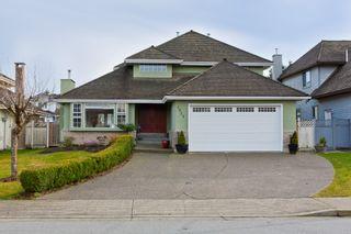 """Main Photo: 1827 WALNUT in Coquitlam: Central Coquitlam House for sale in """"LAURENTIAN HEIGHTS"""" : MLS®# V878735"""