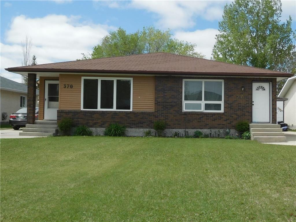 Main Photo: 370 Maplewood Street in Steinbach: Georgetown Residential for sale (R16)  : MLS®# 202112942
