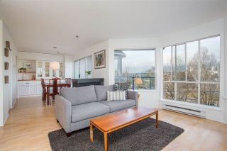 "Photo 2: 304 1166 W 6TH Avenue in Vancouver: Fairview VW Condo for sale in ""Seascape Vista"" (Vancouver West)  : MLS®# R2562629"
