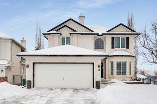 Photo 1: 18 Sienna Park Place SW in Calgary: Signal Hill Detached for sale : MLS®# A1066770