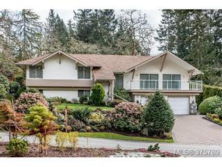 Photo 1: 4459 Autumnwood Lane in VICTORIA: SE Broadmead House for sale (Saanich East)  : MLS®# 754384