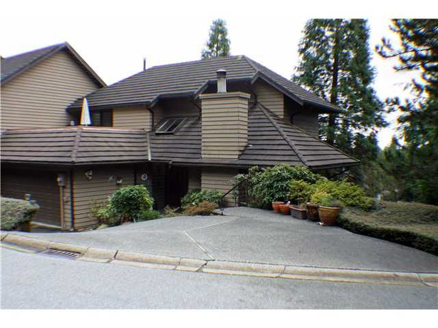 "Main Photo: 5715 OWL Court in North Vancouver: Grouse Woods Townhouse for sale in ""SPYGLASS HILLS"" : MLS®# V1003629"