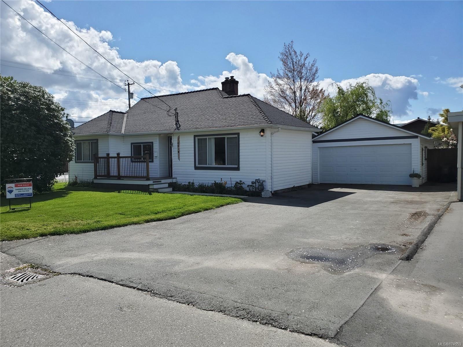 Main Photo: 4916 Lathom Rd in : PA Port Alberni House for sale (Port Alberni)  : MLS®# 874553