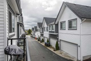 """Photo 18: 10 6767 196 Street in Surrey: Clayton Townhouse for sale in """"Clayton Creek"""" (Cloverdale)  : MLS®# R2555935"""