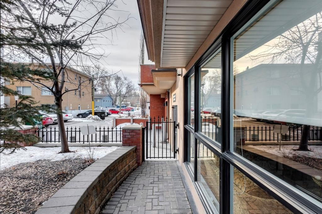 Photo 24: Photos: 105 1730 5A Street SW in Calgary: Cliff Bungalow Apartment for sale : MLS®# A1075033