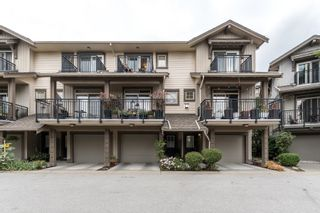 """Photo 1: 47 20326 68 Avenue in Langley: Willoughby Heights Townhouse for sale in """"SUNPOINTE"""" : MLS®# R2610836"""
