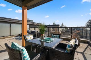 """Photo 1: PH12 6033 GRAY Avenue in Vancouver: University VW Condo for sale in """"PRODIGY BY ADERA"""" (Vancouver West)  : MLS®# R2571879"""