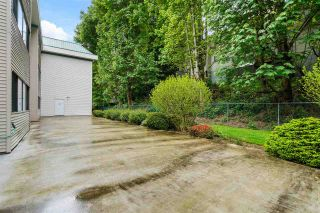 """Photo 28: 113 33030 GEORGE FERGUSON Way in Abbotsford: Central Abbotsford Condo for sale in """"THE CARLISLE"""" : MLS®# R2581082"""