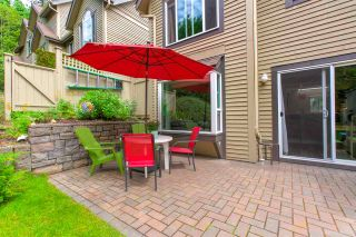 Photo 23: 38 2736 ATLIN PLACE in Coquitlam: Coquitlam East Townhouse for sale : MLS®# R2460633