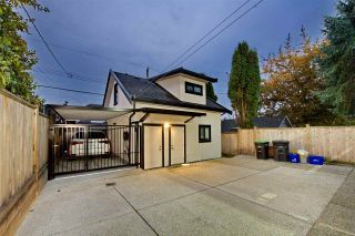 Photo 29: 5886 SHERBROOKE Street in Vancouver: Knight House for sale (Vancouver East)  : MLS®# R2490210