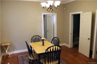 Photo 5: 384 Albany Street in Winnipeg: St James Residential for sale (5E)  : MLS®# 1710389