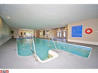 """Photo 8: 102 4001 OLD CLAYBURN Road in Abbotsford: Abbotsford East Townhouse for sale in """"CEDAR SPRINGS"""" : MLS®# F1306251"""