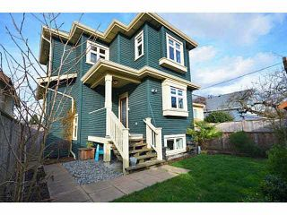 "Photo 2: 956 E 13TH Avenue in Vancouver: Mount Pleasant VE 1/2 Duplex for sale in ""Charles Dickens"" (Vancouver East)  : MLS®# V1123181"