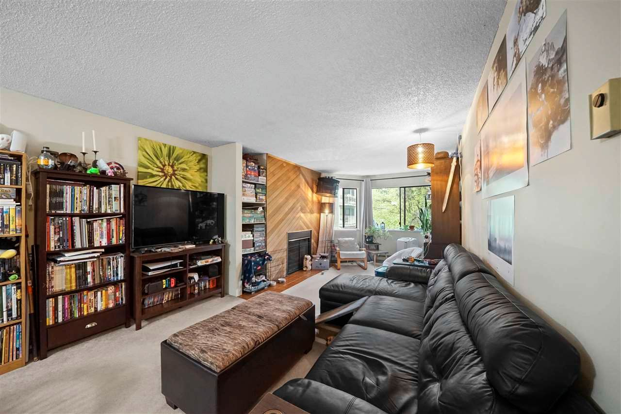 """Main Photo: 203 9620 MANCHESTER Drive in Burnaby: Cariboo Condo for sale in """"Brookside Park"""" (Burnaby North)  : MLS®# R2615941"""