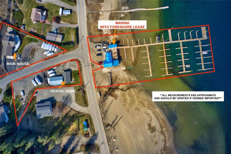 FEATURED LISTING: 2886 Marine Drive Blind Bay