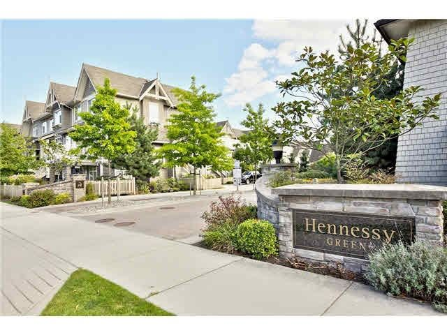 """Photo 15: Photos: 71 9800 ODLIN Road in Richmond: West Cambie Townhouse for sale in """"HENNESSY GARDEN"""" : MLS®# R2004610"""