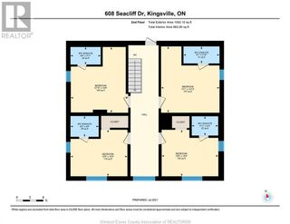 Photo 40: 608 SEACLIFF DRIVE in Kingsville: House for sale : MLS®# 21012558