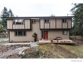 Photo 1: 6096 Brecon Dr in SOOKE: Sk East Sooke House for sale (Sooke)  : MLS®# 752099