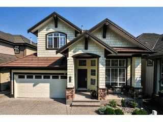 """Photo 1: 15055 34A Avenue in Surrey: Morgan Creek House for sale in """"WEST ROSEMARY"""" (South Surrey White Rock)  : MLS®# F1449311"""