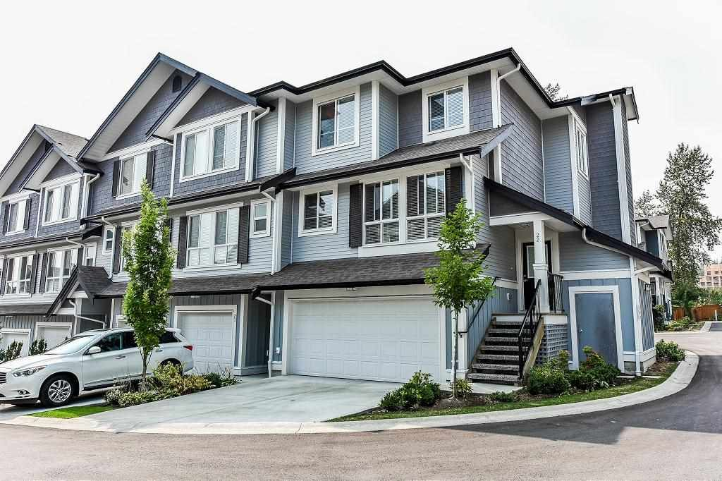 """Main Photo: 22 7157 210 Street in Langley: Willoughby Heights Townhouse for sale in """"Alder at Milner Height"""" : MLS®# R2314405"""