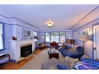 Photo 4: 615 Hallsor Dr in VICTORIA: Co Hatley Park House for sale (Colwood)  : MLS®# 752901