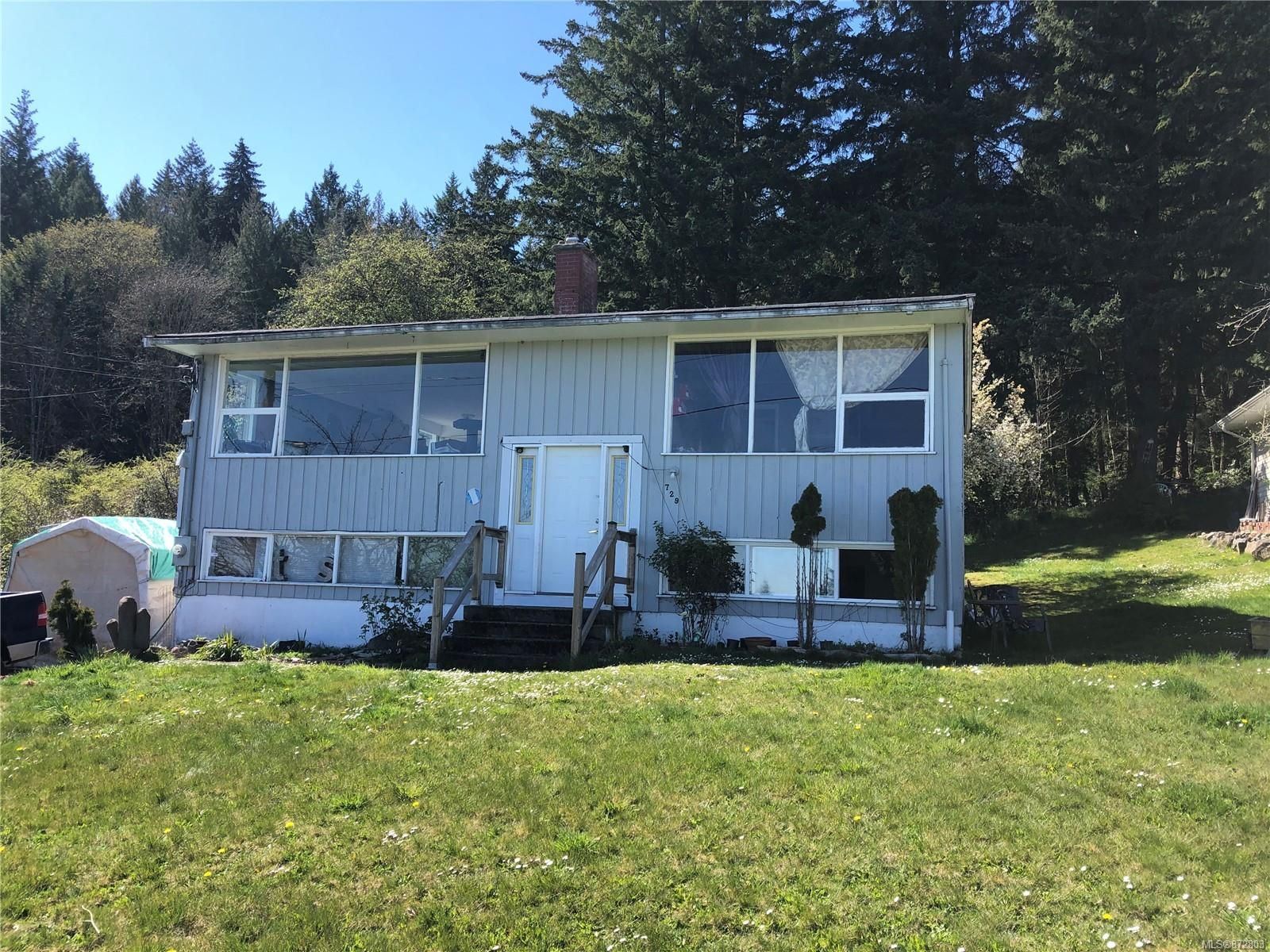 Main Photo: 729 Dogwood Rd in : Na University District House for sale (Nanaimo)  : MLS®# 872803