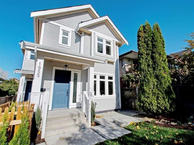 Main Photo: 1953 E 4TH AVENUE in Vancouver: Grandview Woodland 1/2 Duplex for sale (Vancouver East)  : MLS®# R2417480