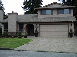 Photo 1: 3574 VINEWAY Street in Port Coquitlam: Lincoln Park PQ House for sale : MLS®# V934946
