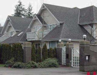 "Photo 1: 61 13918 58TH AV in Surrey: Panorama Ridge Townhouse for sale in ""Alder Park"" : MLS®# F2601766"