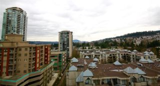 """Photo 11: 1106 1185 THE HIGH Street in Coquitlam: North Coquitlam Condo for sale in """"Claremont"""" : MLS®# R2240316"""