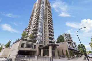 """Photo 1: 1101 4250 DAWSON Street in Burnaby: Brentwood Park Condo for sale in """"OMA2"""" (Burnaby North)  : MLS®# R2584550"""